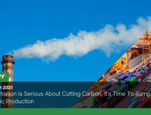 If Fenestration Is Serious About Cutting Carbon, It's Time To Ramp Up Domestic Production