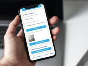 Onsite 7 phone app