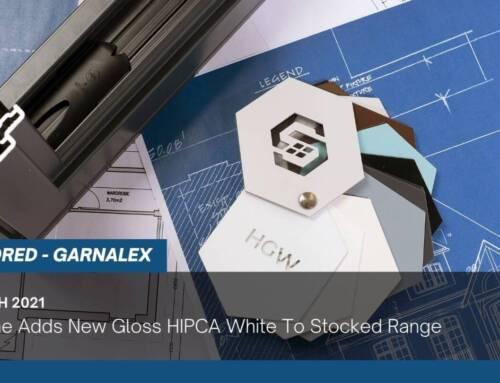 Sheerline Adds New Gloss HIPCA White To Stocked Range