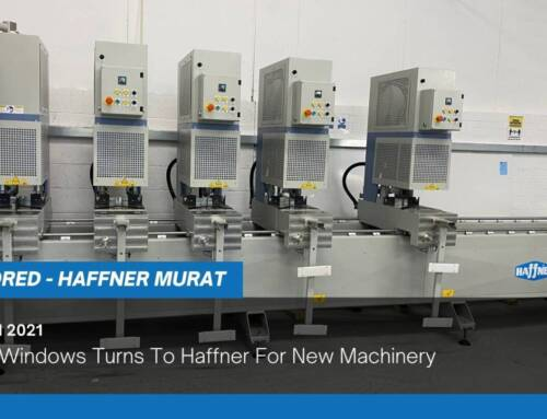 Tri-Tec Windows Turns To Haffner For New Machinery