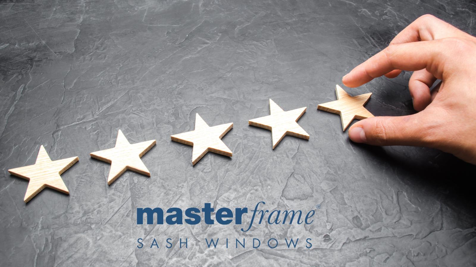 Masterframe five stars