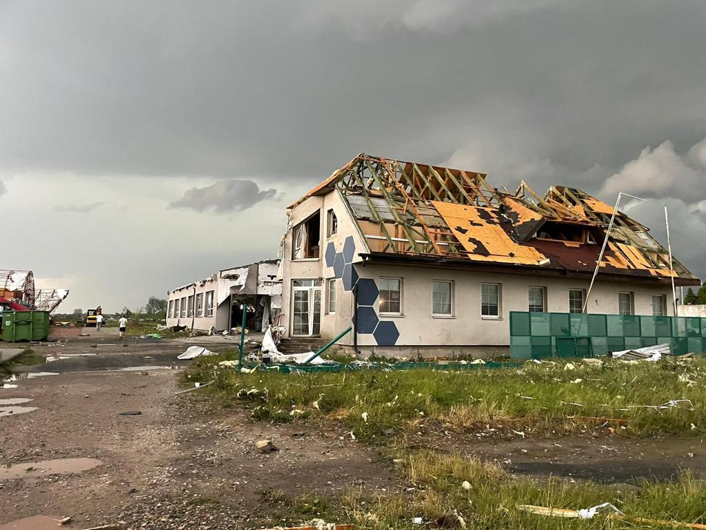 Pellini CZ Factory damaged