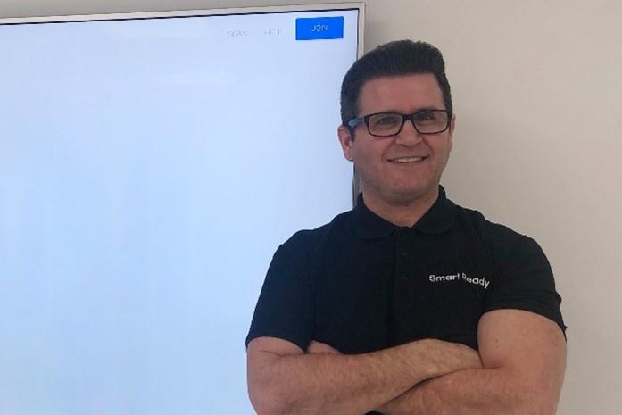 Smart Ready® inventor Giovanni Laporta