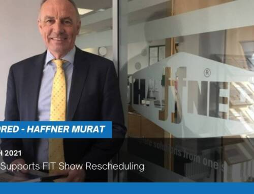 Haffner Supports FIT Show Rescheduling