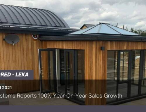 Leka Systems Reports 100% Year-On-Year Sales Growth