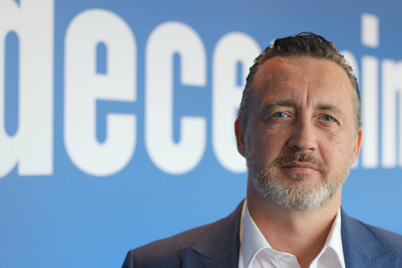 Deceuninck Aluminium Director Nigel Headford