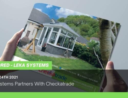 Leka Systems Partners With Checkatrade