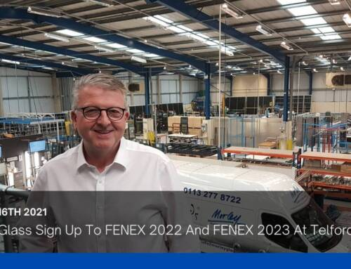 Morley Glass Sign Up To FENEX 2022 And FENEX 2023 At Telford