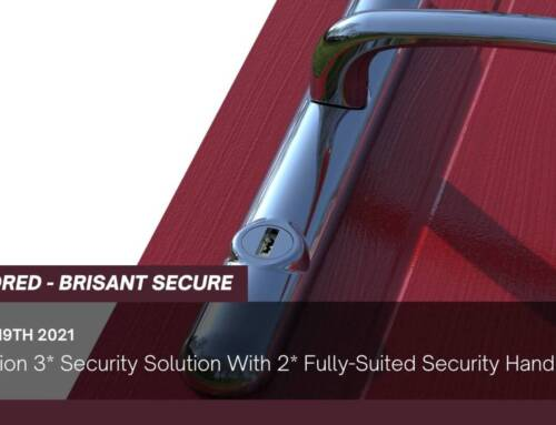New Ultion 3* Security Solution With 2* Fully-Suited Security Handle