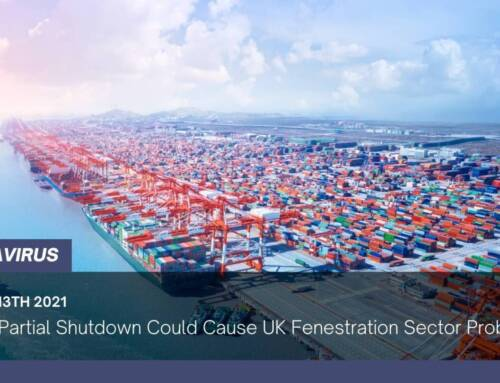 Ningbo Partial Shutdown Could Cause UK Fenestration Sector Problems