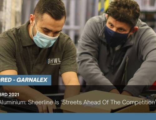 Nordic Aluminium: Sheerline Is 'Streets Ahead Of The Competition'