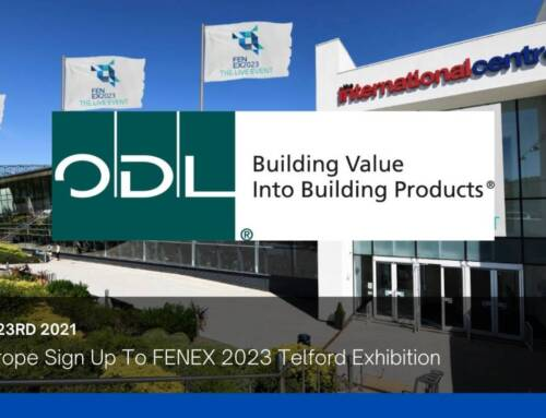 ODL Europe Sign Up To FENEX 2023 Telford Exhibition