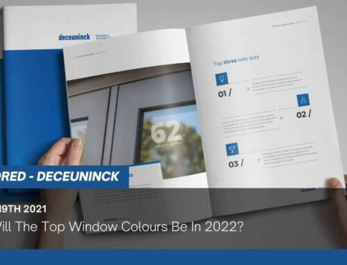 What Will The Top Window Colours Be In 2022?