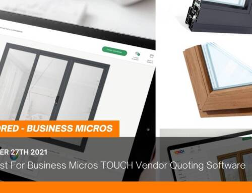 Big Boost For Business Micros TOUCH Vendor Quoting Software