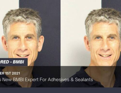 Bostik Is New BMBI Expert For Adhesives & Sealants