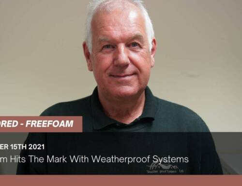 Freefoam Hits The Mark With Weatherproof Systems