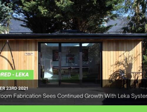 Green Room Fabrication Sees Continued Growth With Leka Systems