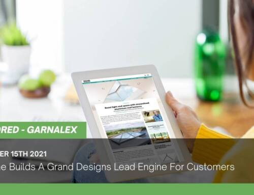 Sheerline Builds A Grand Designs Lead Engine For Customers
