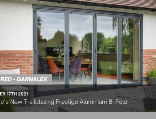 Sheerline's New Trailblazing Prestige Aluminium Bi-Fold
