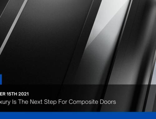 Ultra-Luxury Is The Next Step For Composite Doors