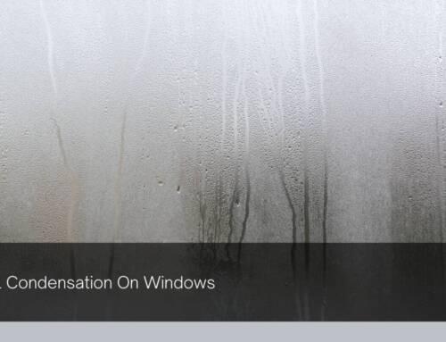 External Condensation On Windows