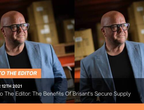 Letter To The Editor: The Benefits Of Brisant's Secure Supply