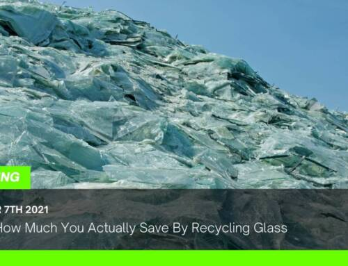 This Is How Much You Actually Save By Recycling Glass